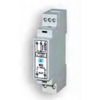 RD1 Einfacher 2/4-Draht Transmitter für Widerstands-Fühler, Ausgang ...